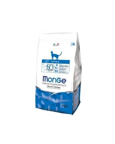 Monge Cat Urinary Ricco di Pollo 400gr