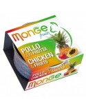 Monge Pollo con Frutta