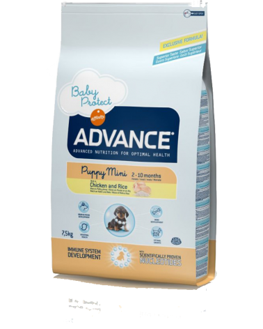 Advance Puppy Mini Pollo 800g