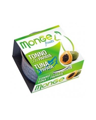Monge Tonno con Papaya 80 g