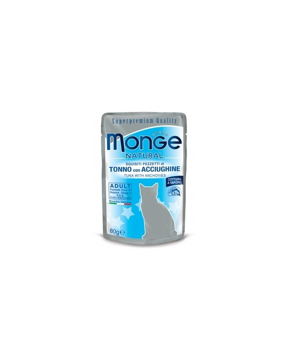Monge Tonno con Acciughine – Adult