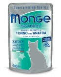Monge Tonno con Anatra – Adult