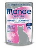 Monge Tonno con Gamberetti – Adult