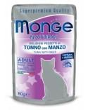Monge Tonno con Manzo – Adult