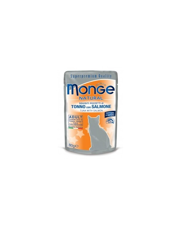 Monge Tonno con Salmone – Adult