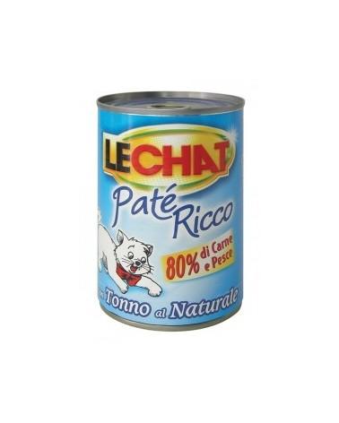 LeChat Paté con Tonno al Naturale 400g