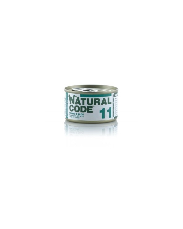 Natural Code Cat Adult 11 Tonno e Aloe 85g