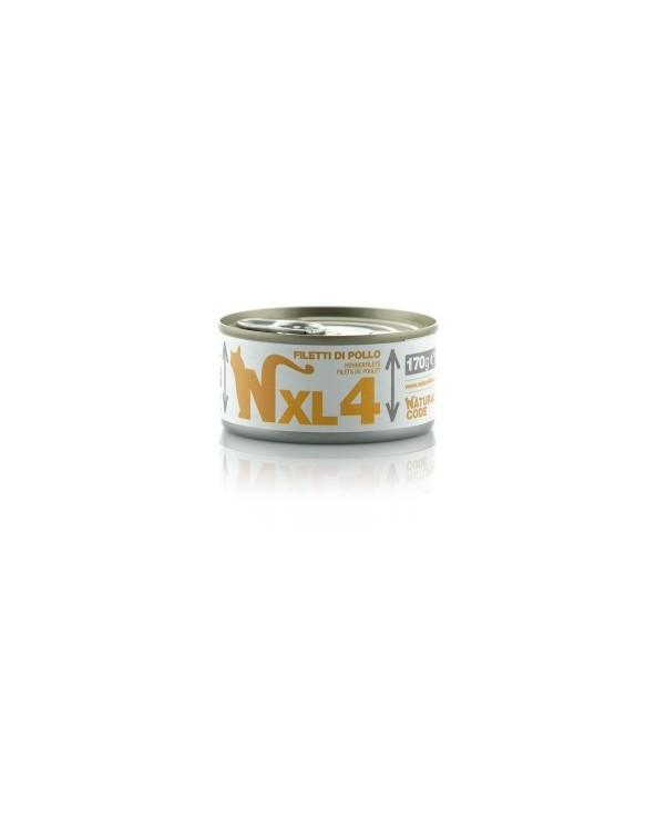 Natural Code XL 4 Filetti di Pollo