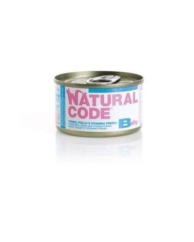 Natural Code Kitten Baby