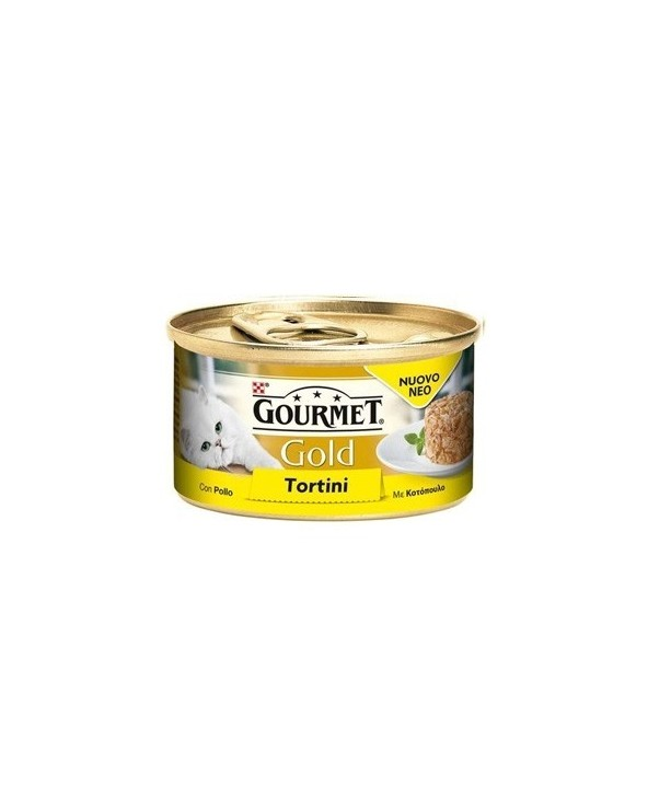 Gourmet Gold - Tortini Pollo 85g