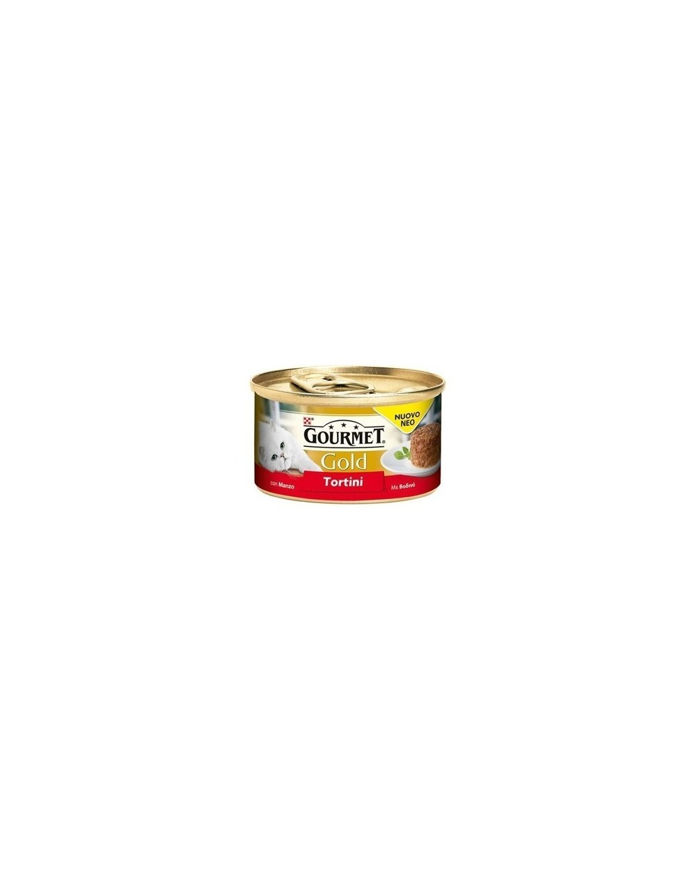 Gourmet Gold Tortini Manzo