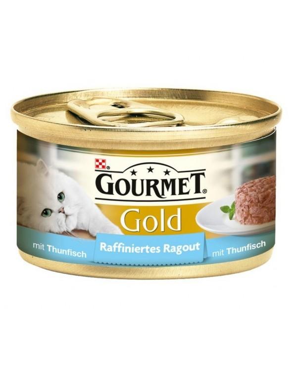 Gourmet Gold Tortini con Tonno 85 g
