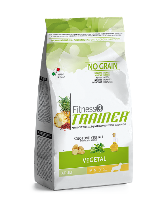 Trainer Fitness 3 Adult Mini Vegetal 2 kg