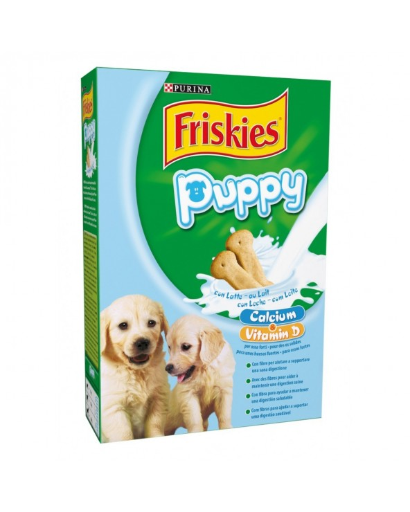 Friskies Biscuits Puppy con Pollo e Latte 350 g