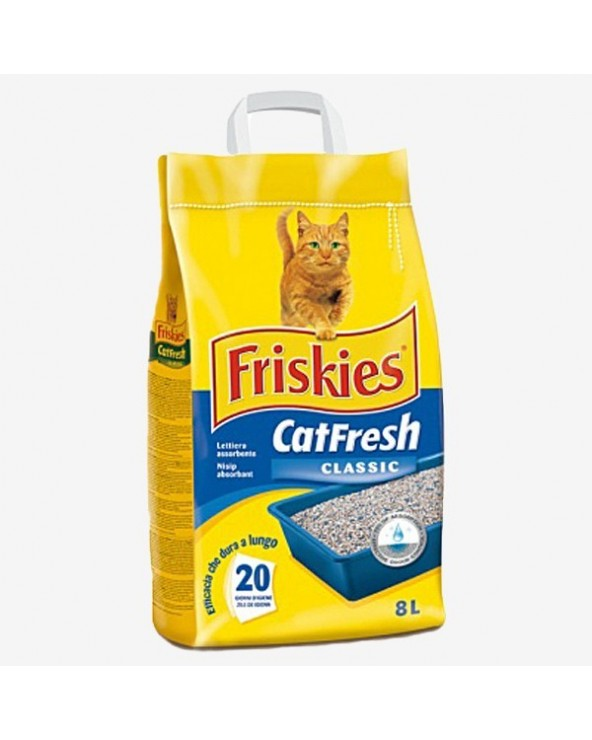 Friskies Cat Fresh Lettiera