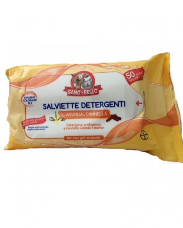 Bayer Salviette Detergenti Vaniglia E Cannella 50 Pz