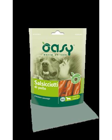 Oasy Dog Snack Salsicciotti Di Pollo 100 g