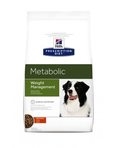 Hill's Canine Prescripion Diet Metabolic Secco 1.5kg