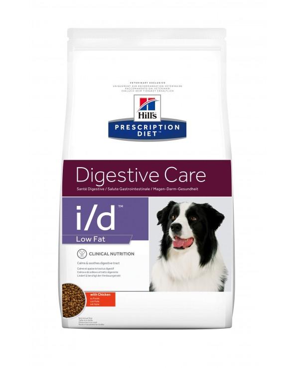 Hill's Canine Prescription Diet I/D Low Fat Secco 1.5 kg