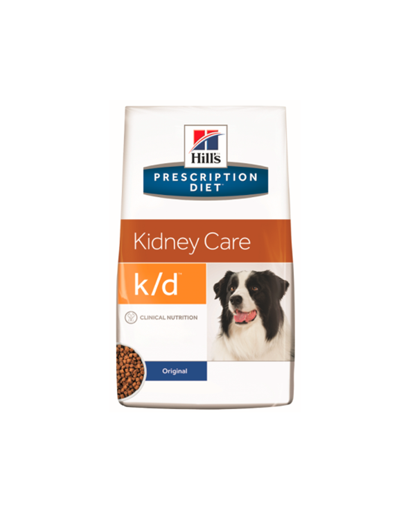 Hill's Feline Prescription Diet K/D Secco 2 kg