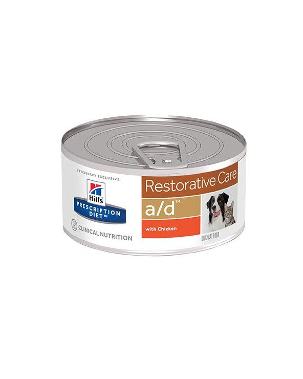 Hill's Prescription Diet A/D Cane e Gatto Umido 156g