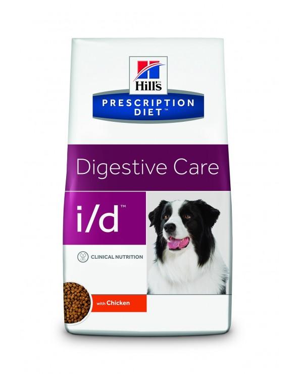 Hill's Canine Prescription Diet I/D Secco 2 kg