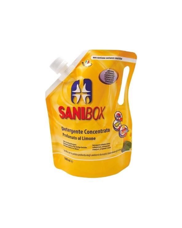 Sanibox Detergente Limone Lt