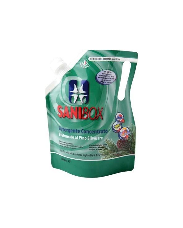 Sanibox Detergente Pino Silvestre 1 Lt