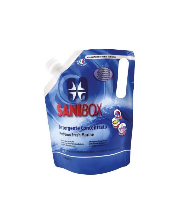 Sanibox Detergente Fresh Marine 1 Lt