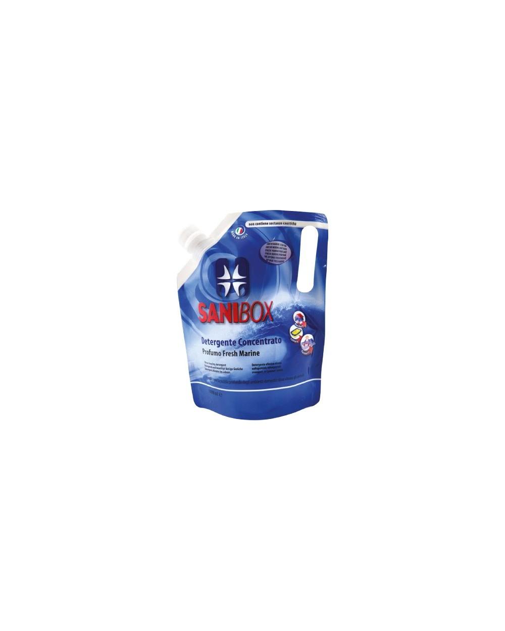 Sanibox Detergente Fresh Marine