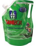 Sanibox Detergente Aloe