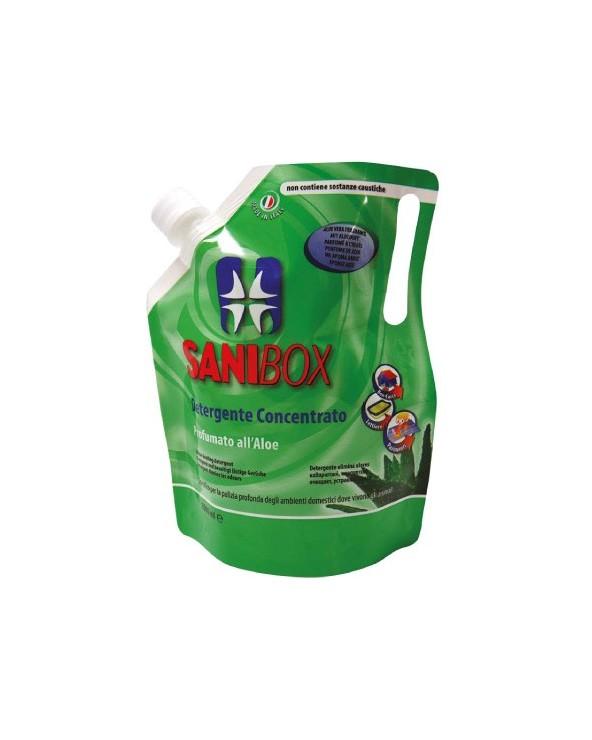 Sanibox Detergente Aloe 1 Lt