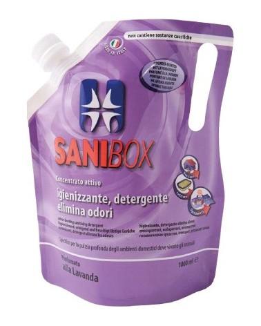 Sanibox Detergente Lavanda