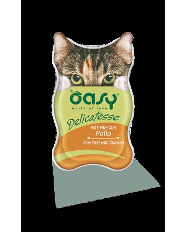 Oasy Delicatesse Patè  Fine con Pollo