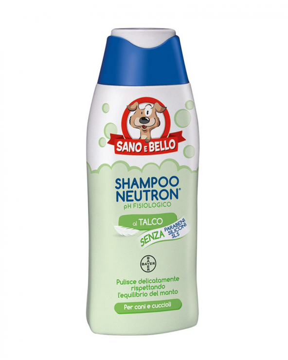 Bayer Shampoo Neutron Talco 250 ml