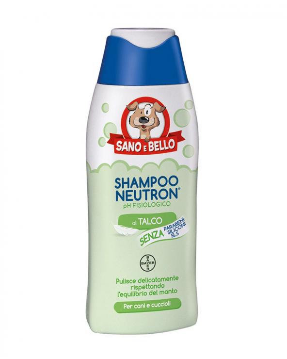 Bayer Shampoo Neutron Talco