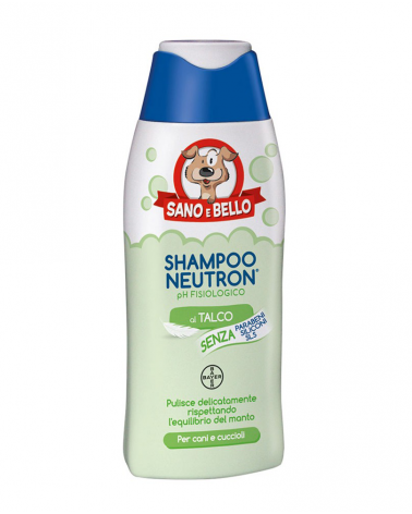 Bayer Shampoo Neutron Talco 250 ml