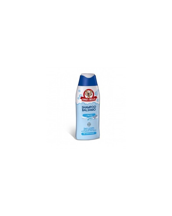 Bayer Shampoo Balsamo Talco 250 ml
