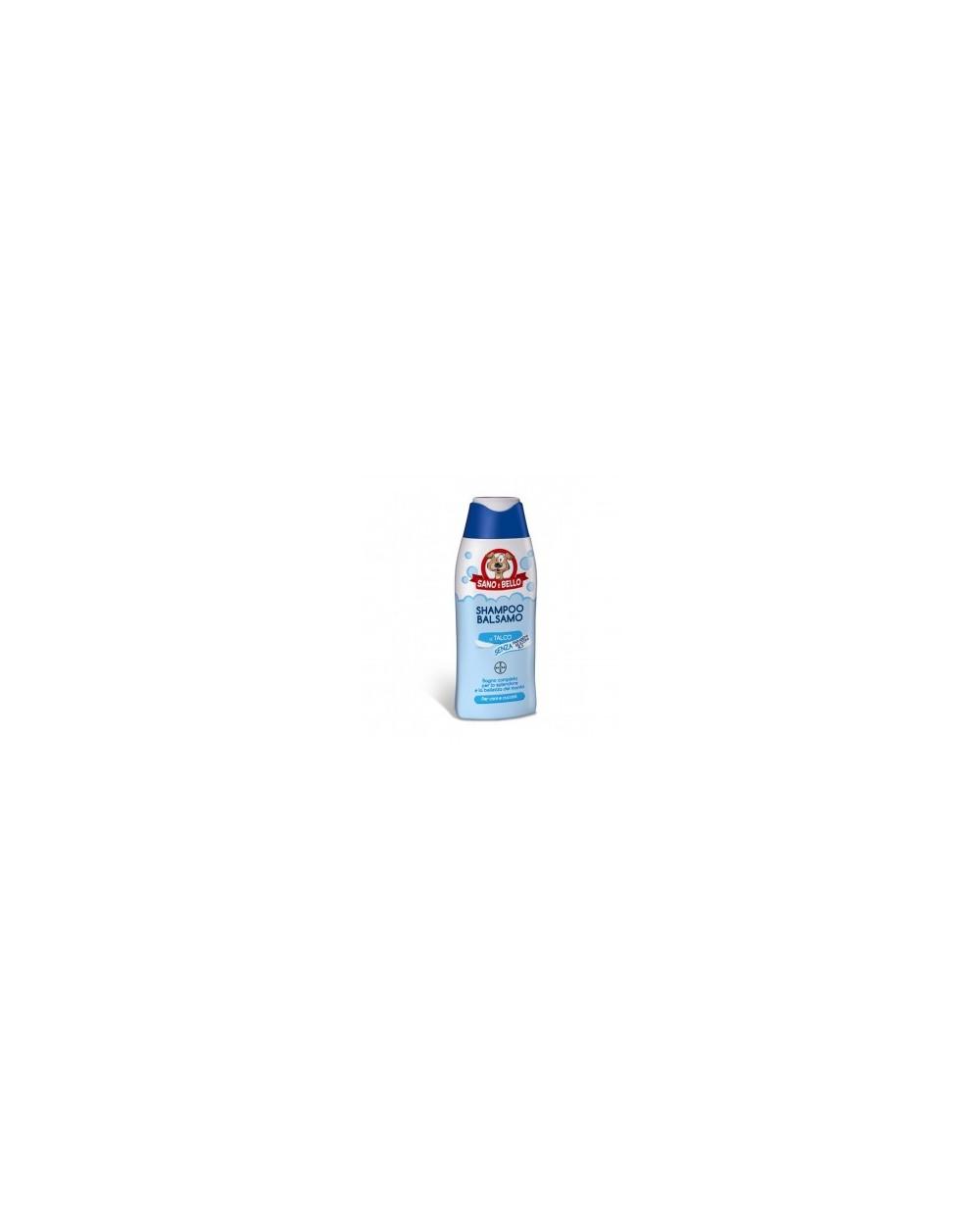 Bayer Shampoo Balsamo Talco