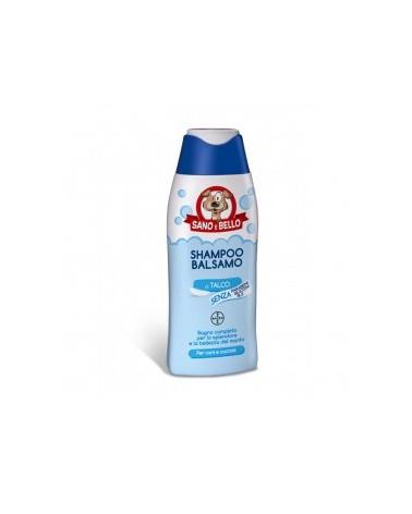 Bayer Shampoo Balsamo Talco 250 ml