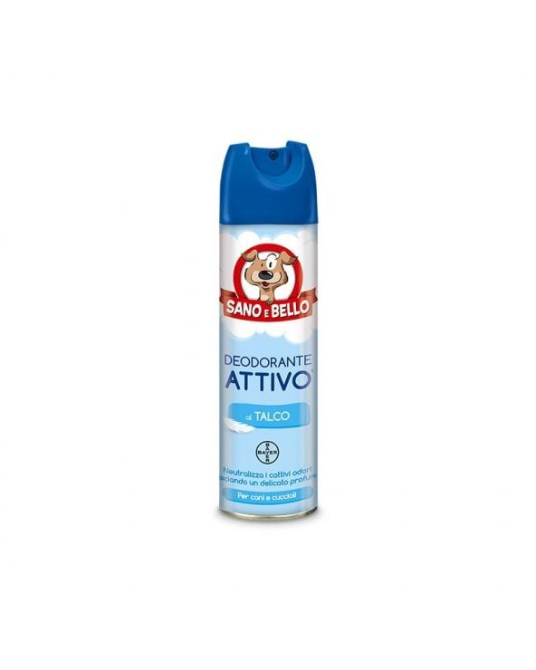 Bayer Deodorante Attivo Talco