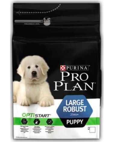 Pro Plan Dog Puppy Large Robust OPTIStart Pollo 3 kg