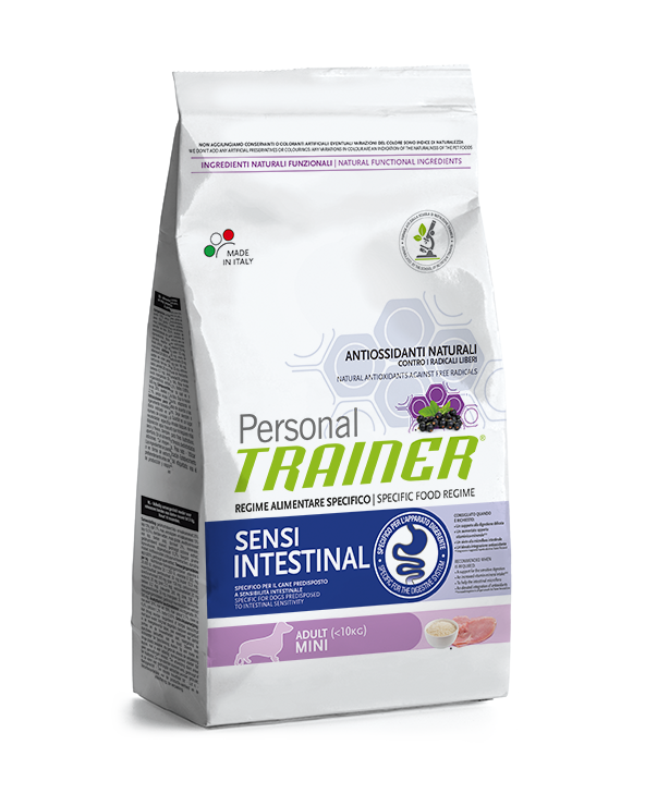Personal Trainer Adult Mini SensIntestinal 2 kg