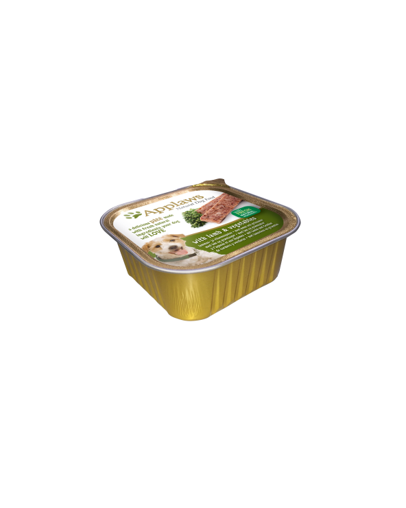 Applaws Patè Agnello e Verdure 150g