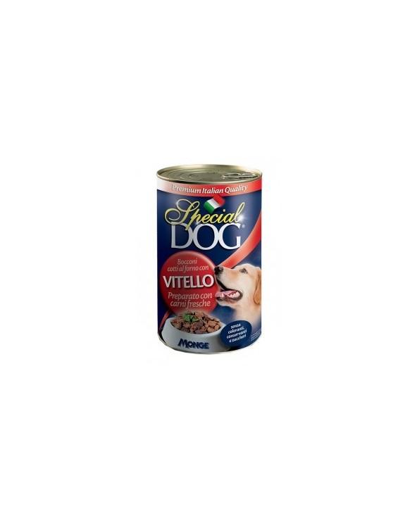 Special Dog Bocconi Con Vitello