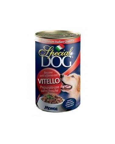 Special Dog Bocconi Con Vitello 400g