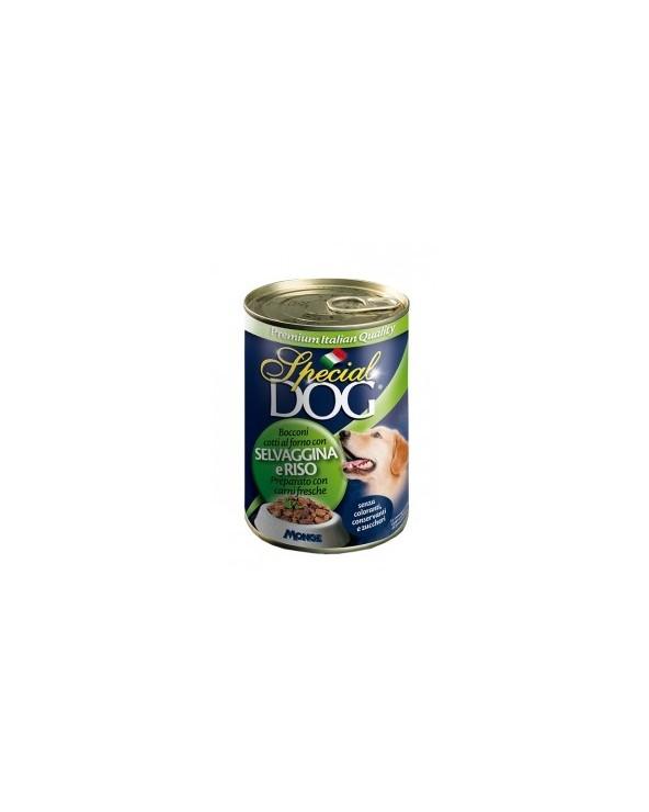 Special Dog Bocconi Con Selvaggina e Riso 400g