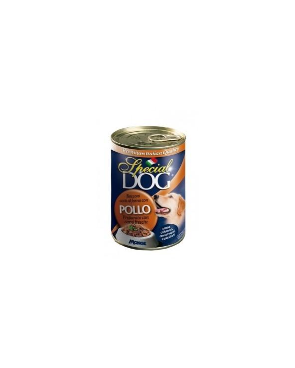 Special Dog Bocconi Con Pollo 400g