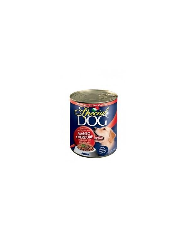 Special Dog Bocconi con Manzo e Verdure 820g