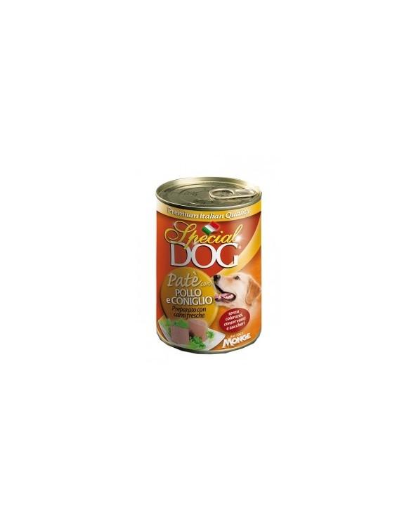 Special Dog Patè Classic Pollo con Coniglio 400g